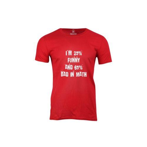 Pánské tričko Borec na matiku