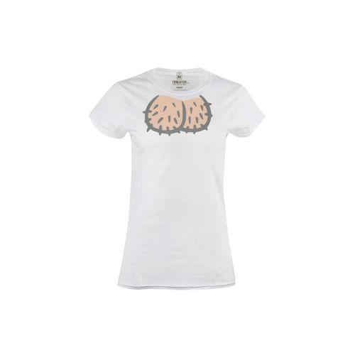 Dámské tričko Koule u hlavy