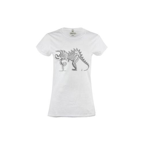 Dámské tričko Zkostnatělý M-Rex