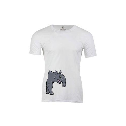 Pánské tričko Roztomilý tapír