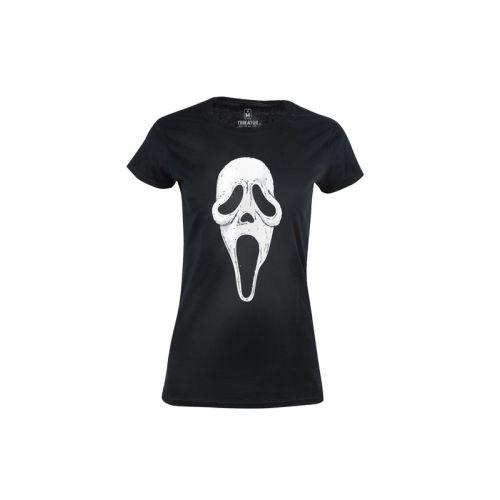Dámské tričko Maska vřískot