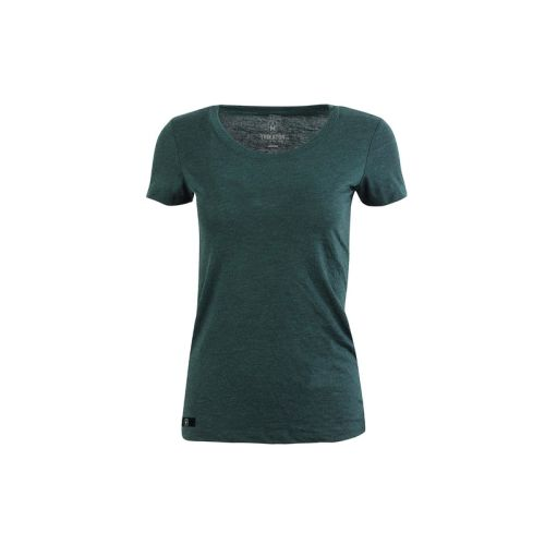 Dámské zelené tričko Emerald