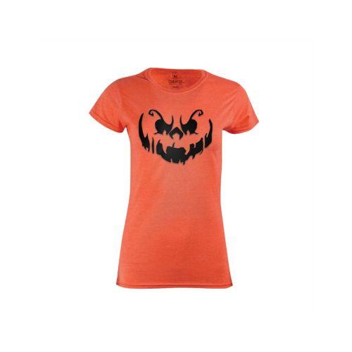 Dámské tričko Dýně na Haloween