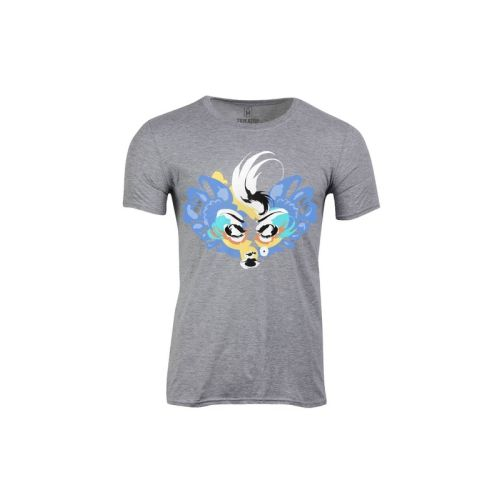Pánské tričko Abstraktní obličej