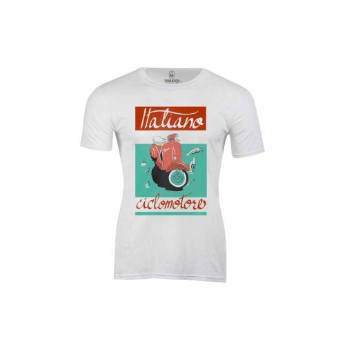 Pánské tričko Legendární Vespa
