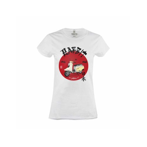 Dámské tričko Skůtr Rabbit