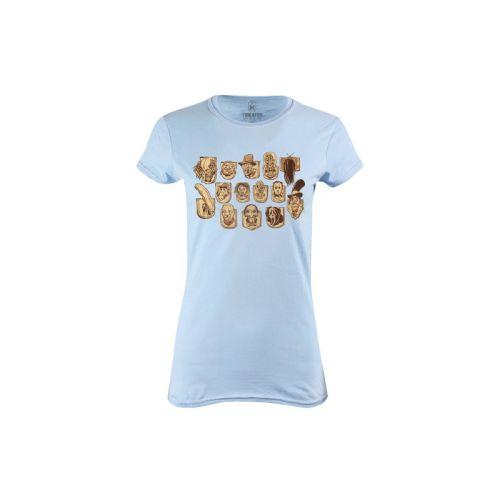 Dámské tričko Sbírka trofejí