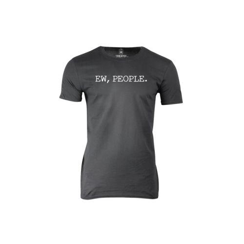 Dámské pánské tričko Ew, people