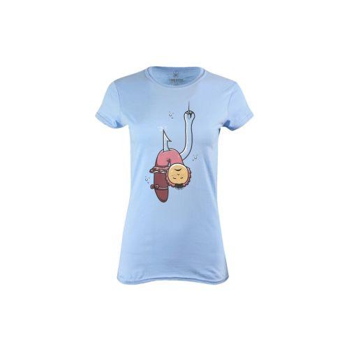 Dámské tričko Žížala na háčku