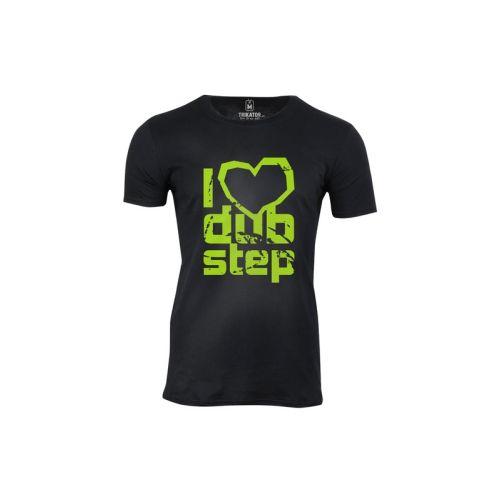 Pánské tričko Miluju Dubstep