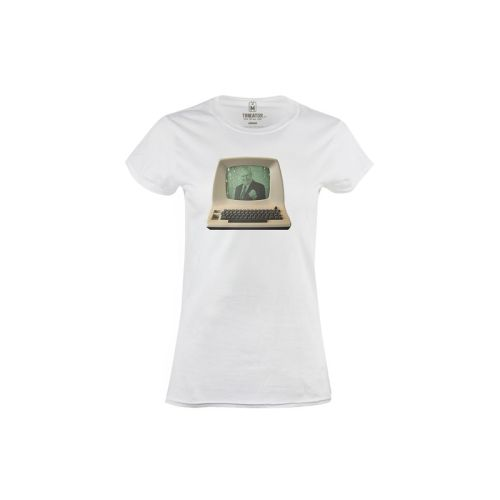 Dámské tričko Ajťák Zeman