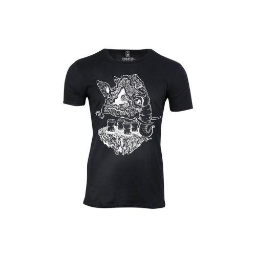 Pánské tričko Létající slon