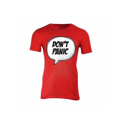 Pánské tričko Don't Panic