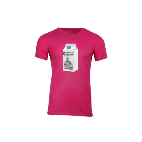 Pánské tričko Nezvěstný jednorožec