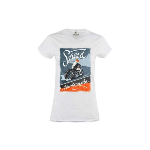 Dámské tričko Rychlé motorky