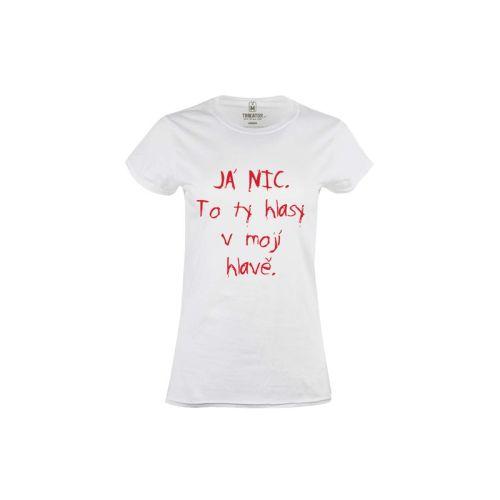 Dámské tričko Já nic