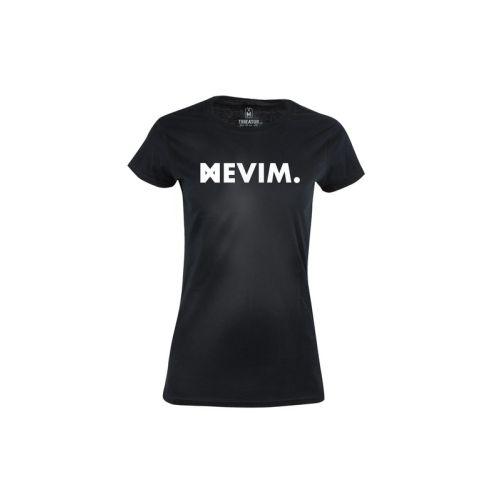 Dámské tričko s nápisem Nevim