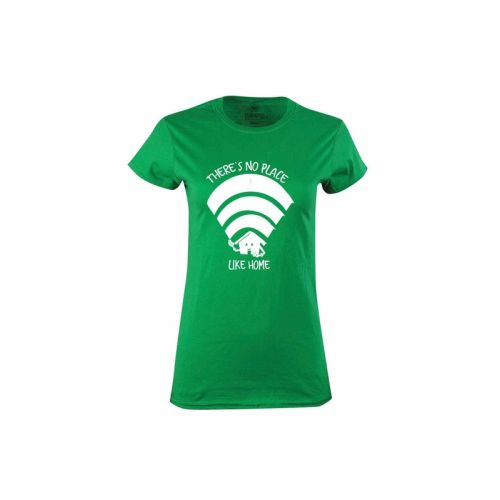 Dámské tričko Domácí wifina