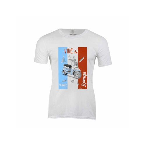 Pánské tričko Skůtr Django