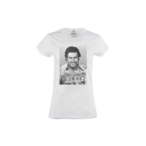 Dámské tričko Pablo Escobar