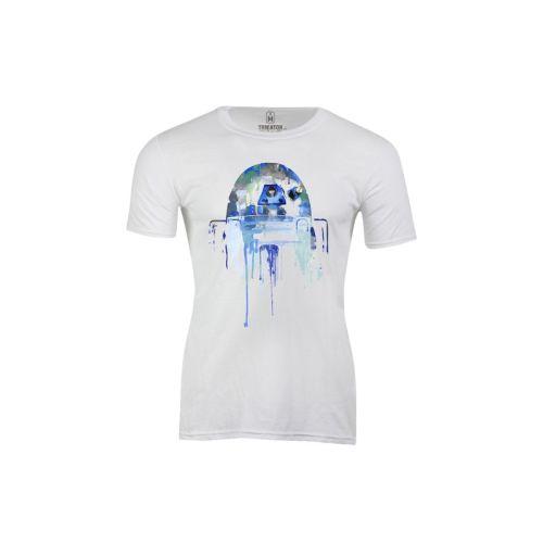 Pánské tričko Robot R2D2