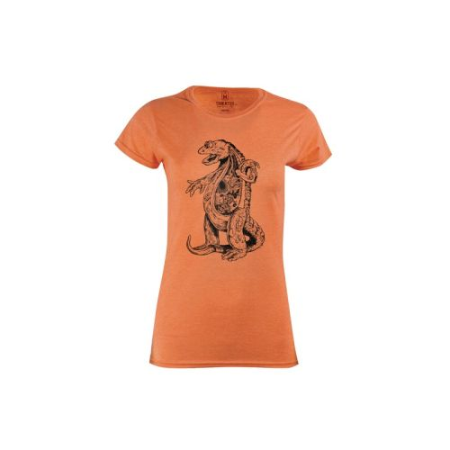 Dámské tričko Obří mlok