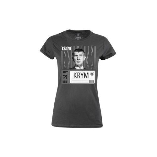 Dámské tričko Kryminál