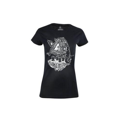 Dámské tričko Létající slon