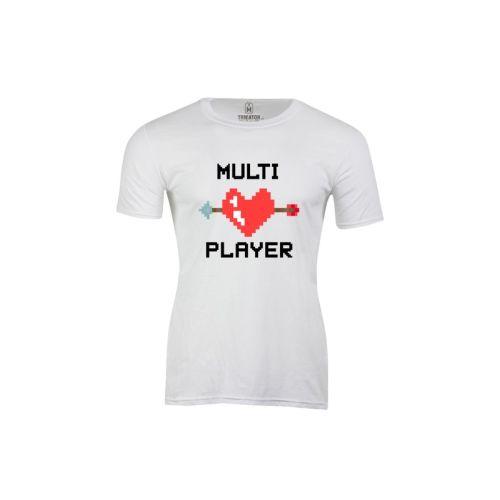 Pánské tričko Zaláskovaný multiplayer