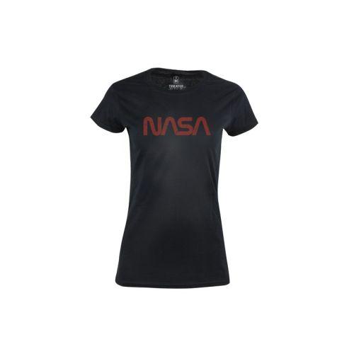 Dámské tričko Červená NASA
