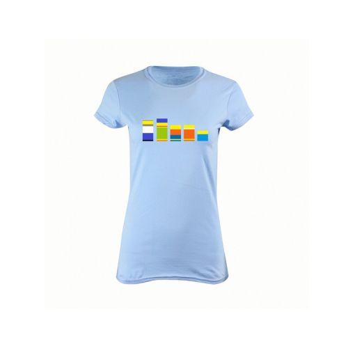 Dámské tričko Simpsonovi postavičky