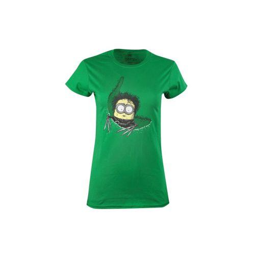 Dámské tričko Střihoruký žluťas