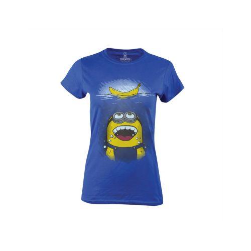 Dámské tričko Žluťas žralok