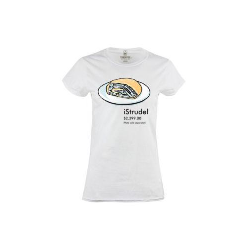 Dámské tričko iStrudel