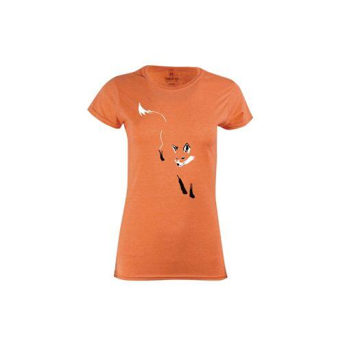 Dámské tričko Liška